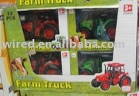 PP Farm Truck Without Music Model Toy