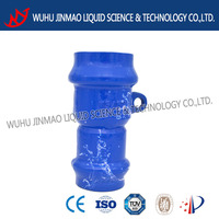 Epoxy resin coating socket reducer for pvc pipe