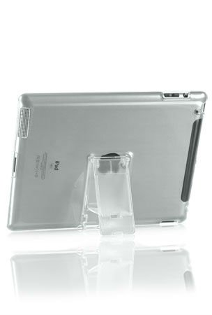 CRYSTAL CASE FOR IPAD 2 AND 3 @ Rs 490/-