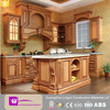 Solid wood italian kitchen cabinet made from guangzhou CHINA