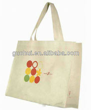 Eco-friend canvas bag for life