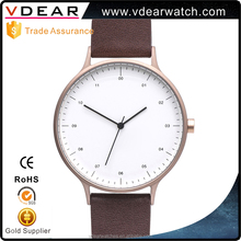 High quality japan movement stainless steel shenzhen watch factory mens custom watches