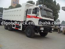 Military Cargo Truck Cross Country Vehicle Beiben 6x6 Dumper Truck Heavy Duty Tipper 30Tons For Sales