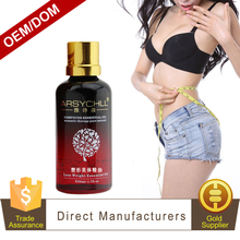 China hot sale slimming product shaping full body massage oil for women
