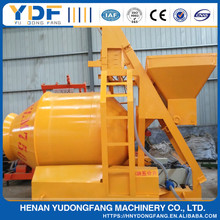 New condition JZM750 concrete mixer in dubai self loading concrete mixer for sale