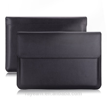 Factory price PU Leather Laptop Sleeve cheap men leather bags with high quality