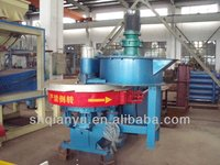 Popular Fly Ash Unburned Brick Machine Manufacturing Process