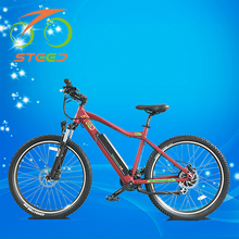 Factory patent 26 inch aluminium alloy cheap motorized bicycle Hot sell mountain electric bike