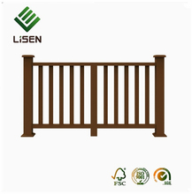 fire-proof wpc fence composite cheap firm fence
