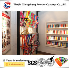 Coloful Iron Pipes Epoxy Polyester Powder Coating
