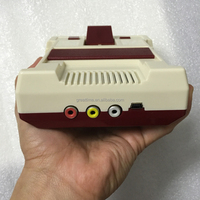 The Newest Mini FC Family Computer Game Console Classic Famicom Red and White Console FC Compact With 500 Games