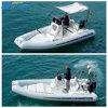 Gather Yacht Made-in-China CE rubber boat rigid inflatable boat for sale