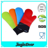 silicone rubber oven gloves,bbq silicone gloves,non-stick silicone gloves
