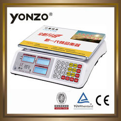 Good Scale vibrating weight oss machine