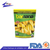 Good design food packaging pouch/Banana Chips Packaging bags
