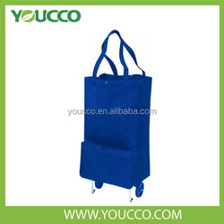 2015 Top Sale Light Trolley Bag Europe Design Sturdy Wheels