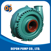 Belt Driven Sand Gravel Pump With Reasonable Price