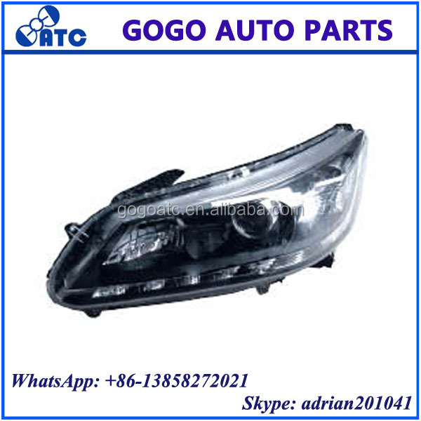 FOR HONDA ACCO 2014 HEADLIGHT HEAD LAMP OE NO.: L 71107-TR3-A5-50 R 71106-TR3-A5-50