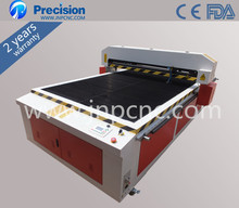 high stability and precision laser cutting machine cnc with knives table