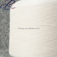 China factory wholesale 100%Hemp yarn with natural fiber Bleached white for knitting and weaving Hemp yarn