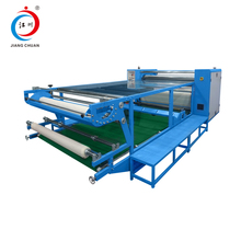 1.8 Automatic pneumatic roller sublimation heat press machine