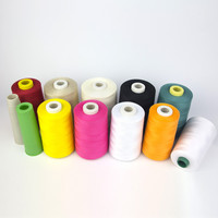 Sewing thread for sewing machines 40 2 6000 yard