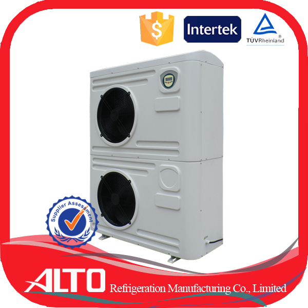 Alto high efficiency solar heater no co2 mobile pool heating system and swimming pool water monobloc heat pump