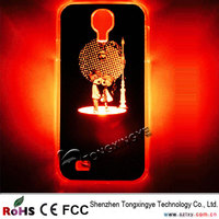 LED Case Manufacturer, For Galaxy S4 Case, Phone Waterproof Case For Samsung Galaxy s4 Mini