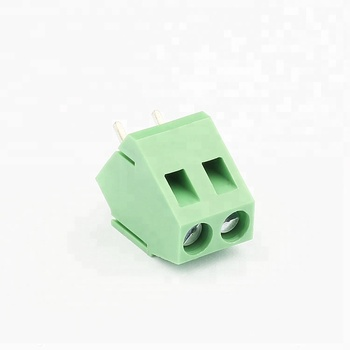 Factory price free sample 5.08mm screw  pcb terminal block