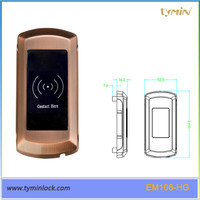 New Design Intelligent rfid Hotel Key Card Cabinet Lock