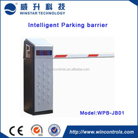 New Heavy Duty Automatic Traffic Barrier.Anti-Collision RFID Remote Control Barrier Gate