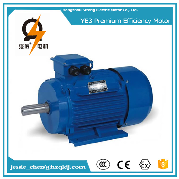 150 kw low rpm three phase asynchronous electric motors