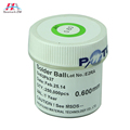 lead free solder balls BGA reballing kit stencils solder ball and Solder paste, bga reballing accessories,solder flux