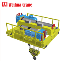 WEIHUA electric crane hoist 2 ton 5 ton 10 ton for sale