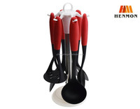 WX-(QY-013)KT14-003 6pcs Nylon Kitchen Tool Set For Cooking