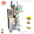 Small Snacks Namkeen Kurkure Pouch Filling Sunflower Seeds Bean Herb Packaging Dry Food Fruits Lentil Pasta Packing Machine