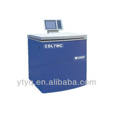 CDL7MC low-speed big capacity refrigerated centrifuge machine