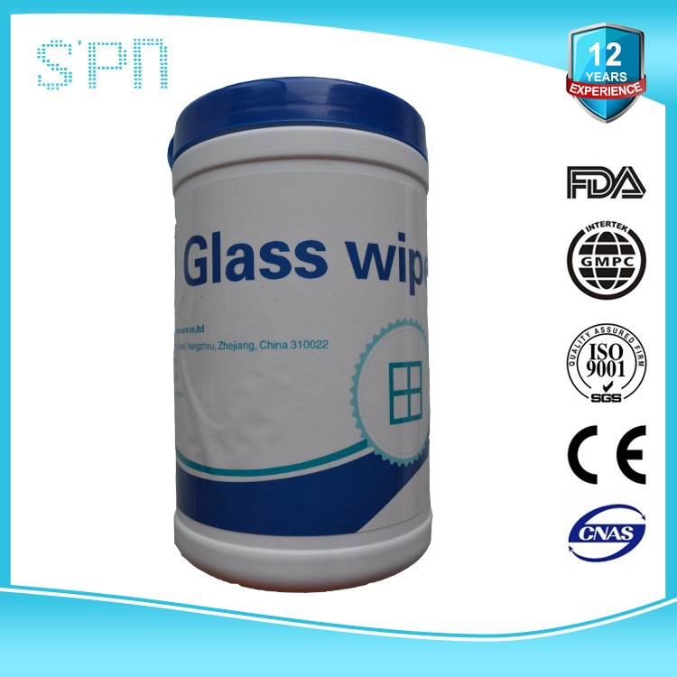 2016 Strong Decontamination Lint Free Alcohol Tissue