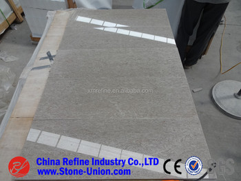 China marfil marble cut to size tile for factory sale