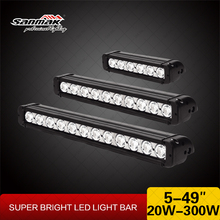 30'' 180W Cree Chip Super Bright Led Bar Light Off Road