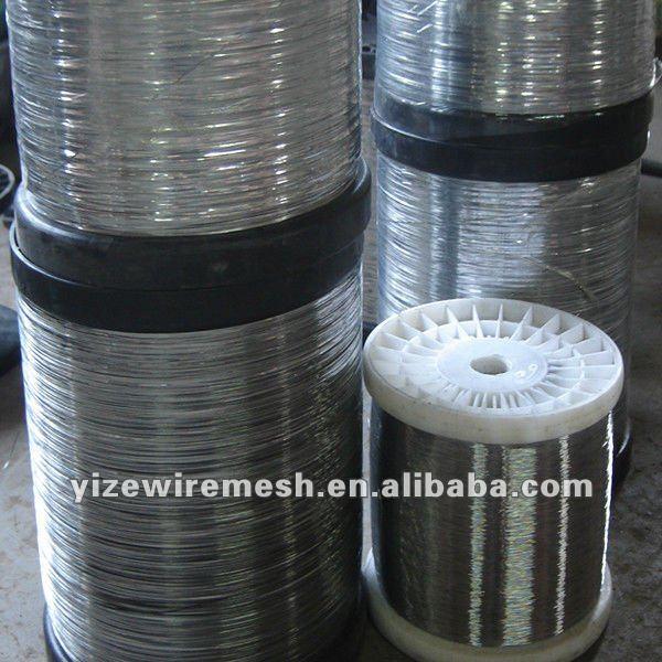 Cuerda de alambre de acero inoxidable cables de acero - Alambre de acero inoxidable ...