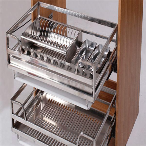 Stainless Steel Kitchen Drawer Basket Storage Baskets Product On Alibaba