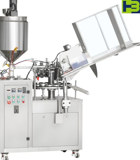 Factory direct sale grease tube filling and sealing machine