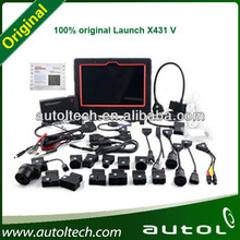 2016 New Launch X431 V Wifi Bluetooth professional diagnostic tool update online X 431 V X-431 V with FREE GIFT ELM327