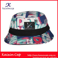wholesale/ Kaixin Cap custom made/ all over printed bucket hats