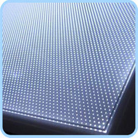 Light Guide Panel PMMA LGP for LED Plate Light