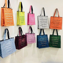 High Quality Custom Print Logo Shopping Bags Promotional Gifts Customized Products