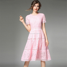 wholesale factory stock clothes new model lace evening dress