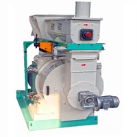 Hot sale small feed pelletizer machine