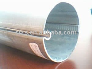 Awning Keyway Tube Awning Roller Tube